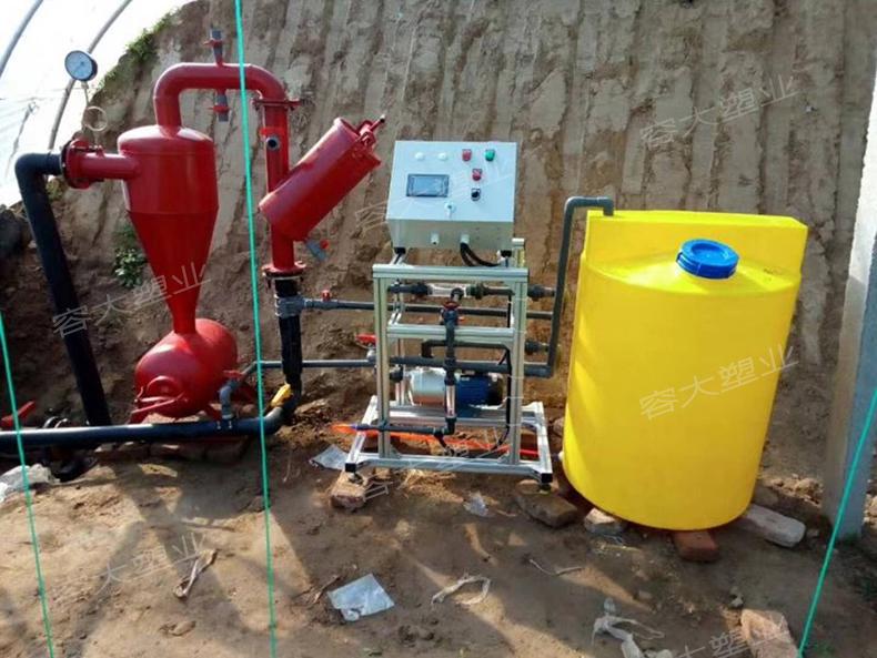 水肥一体化施肥桶